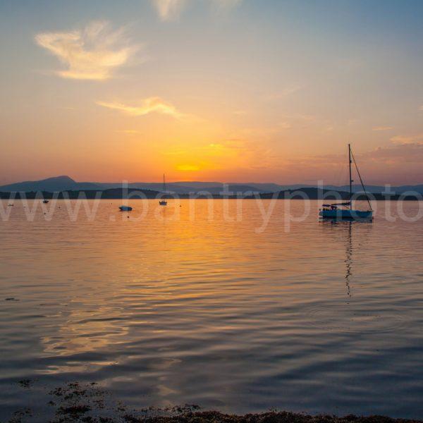 Bantry Bay Sunset