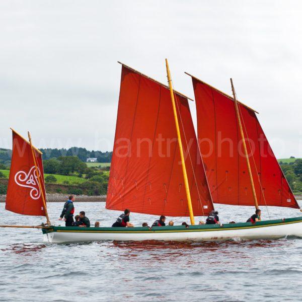 Bantry Long Boat
