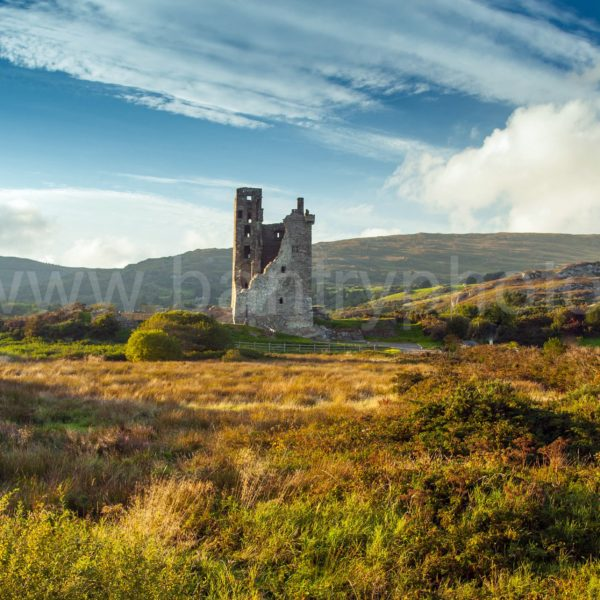 Castledonovan Autumn Landscape