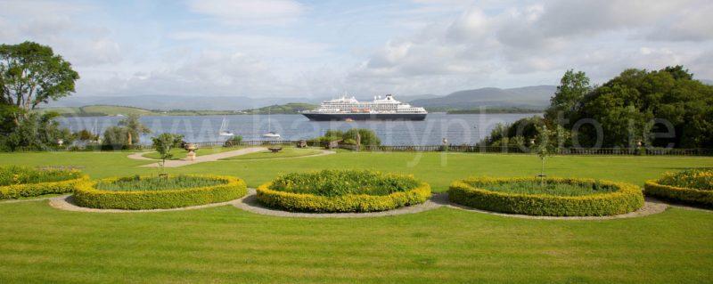 Cruise Ship MV Prinsendam